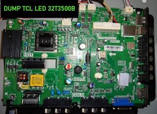dump LED 32T3500B