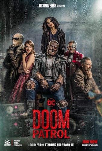 Doom Patrol Temporada 1 (Web-DL 720p Ingles Subtitulado)