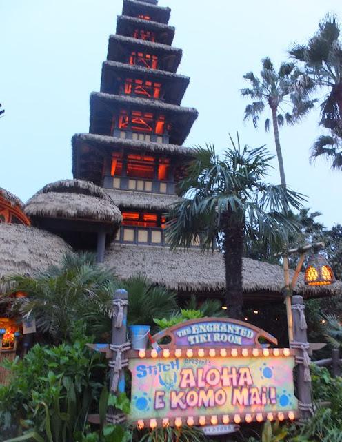Tokyo Disneyland Enchanted Tiki room
