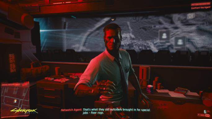 Cyberpunk 2077 Guide. Kill the Agent or Not?