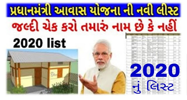 Prime Minister Housing Scheme Beneficiary List 2020