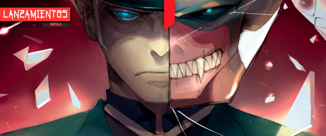 Novedades Panini Comics España mayo 2021 - manga