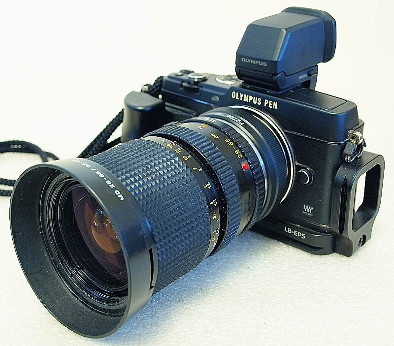 Legacy Lens Review: Minolta MD Zoom 28-85mm F3.5~4.5