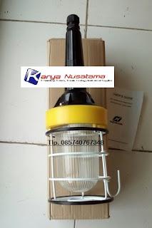 Jual Warom BSX-60 Ex Proof Hand Lamp di Depok