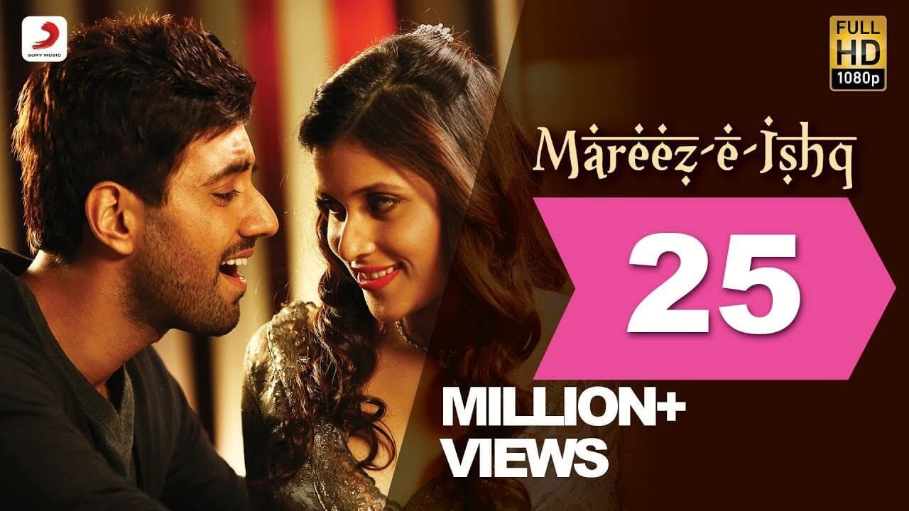 Mareez-e-Ishq lyrics in Hindi