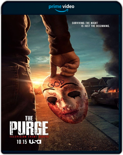 The Purge S02E08 - Before The Sirens (2019)