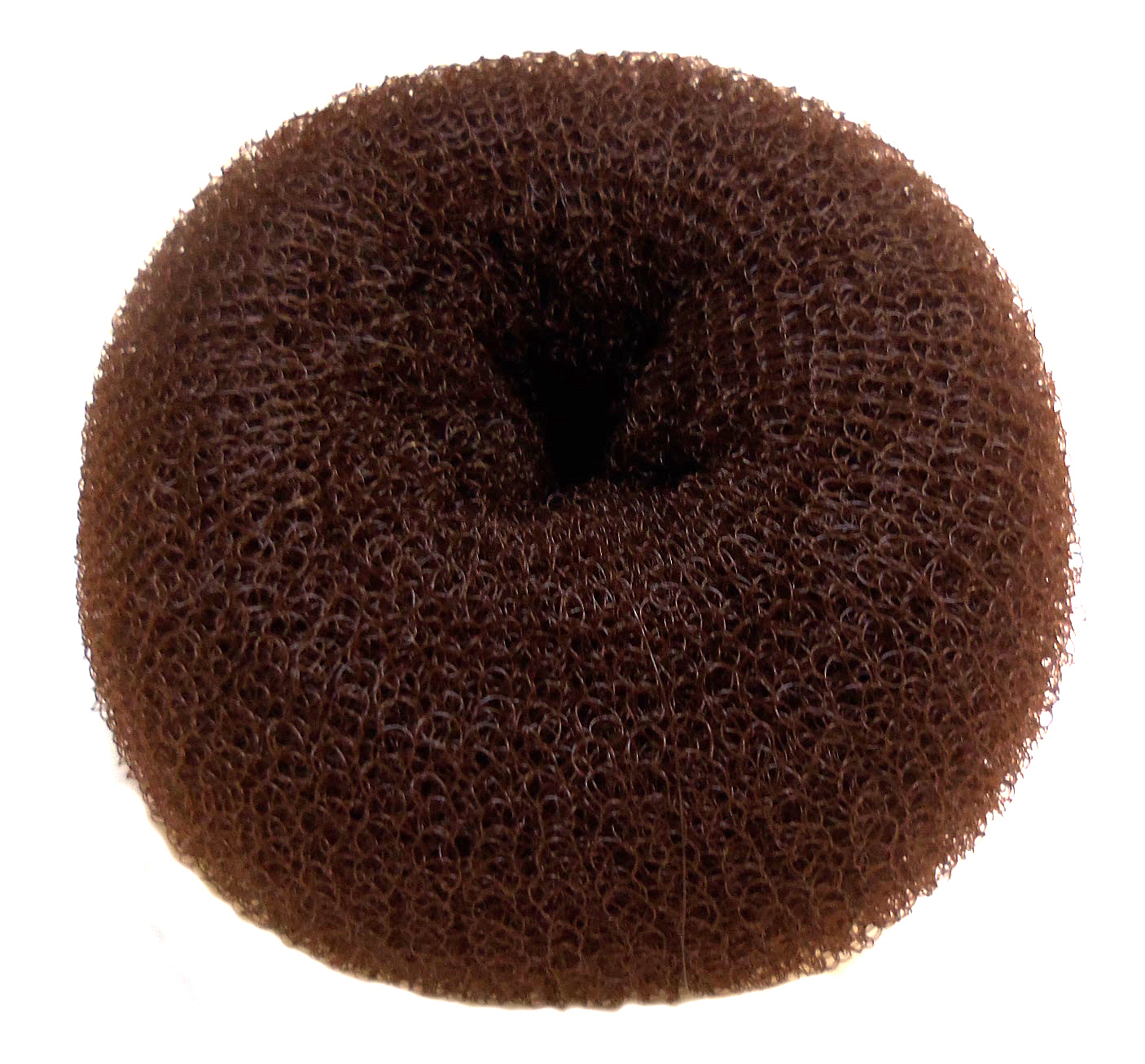 how to use a hair bun donut - photo #34