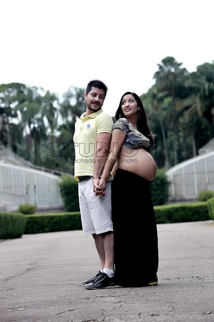 fotografias de gravidas no botanico