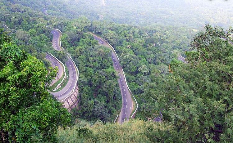 Top 10 most dangerous roads in India