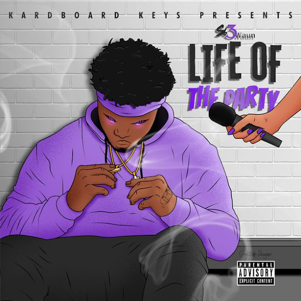 """SB3 Waun Releases His Debut Single """"Life Of The Party"""" (Official Video)"""