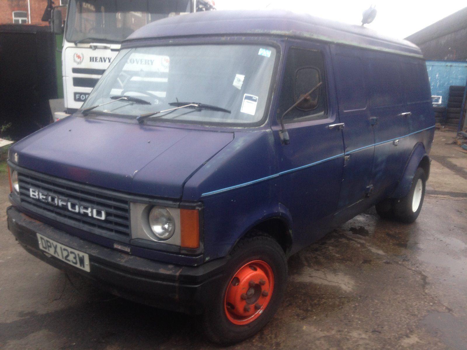 Bedford CF2 Van: ebay: Bedford...