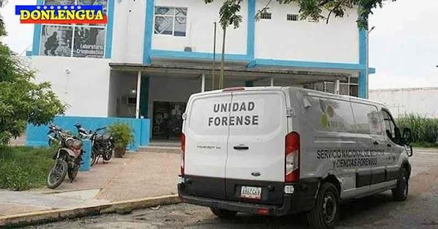 Le dieron 3 tiros y lo quemaron con kerosene en Aragua