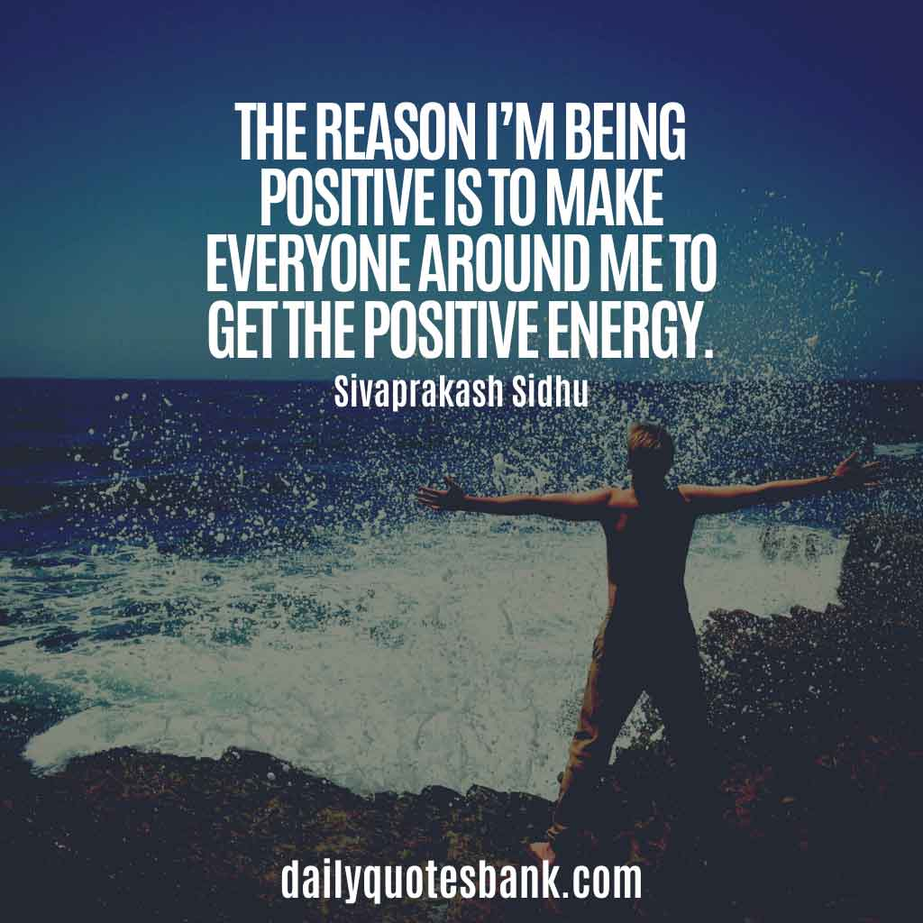 Surround Yourself With Positive Energy Quotes For Healing
