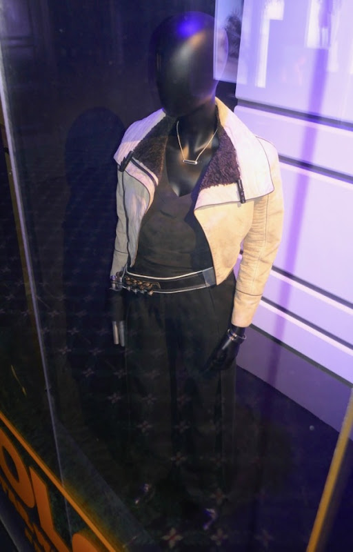 Qi'ra costume Solo
