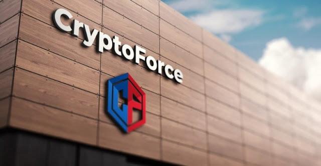 [SCAM] Review CryptoForce.world – Khai thác đồng tiền điện tử CRP dạng PoS