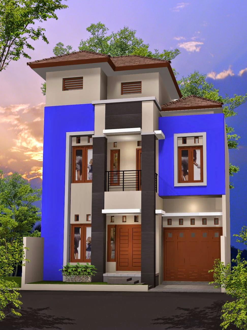 60 Desain Rumah Minimalis Modern 3 Lantai Desain Rumah Minimalis