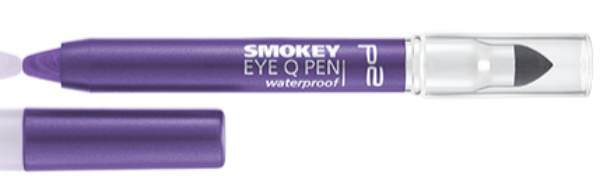p2 smokey eye Q pen waterproof