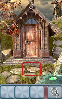 Казак удалился и оставил ключ