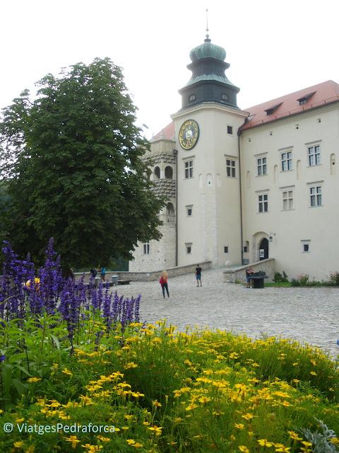 Zamek Pieskowa Skala, Ruta dels Nius d'Àliga, Polònia medieval, castells medievals, els millors castells d'Europa