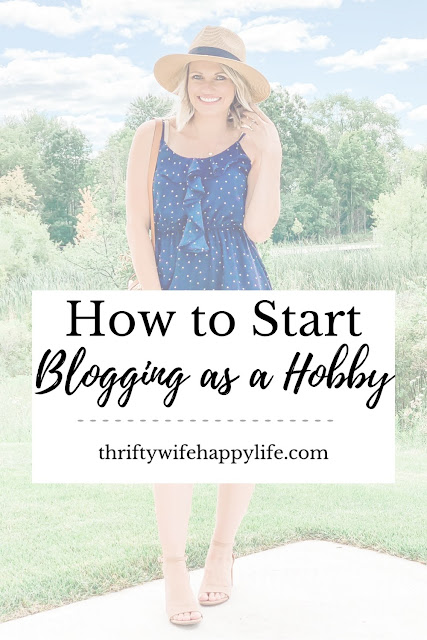 How to Start Blogging as a Hobby #blogging #bloggingtips