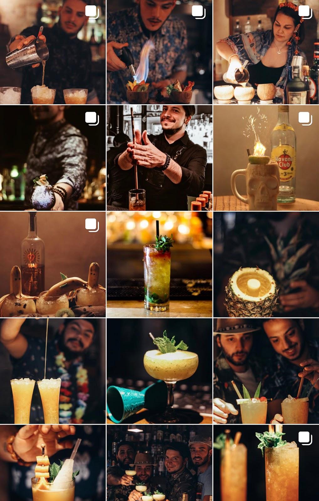 el arte del bar