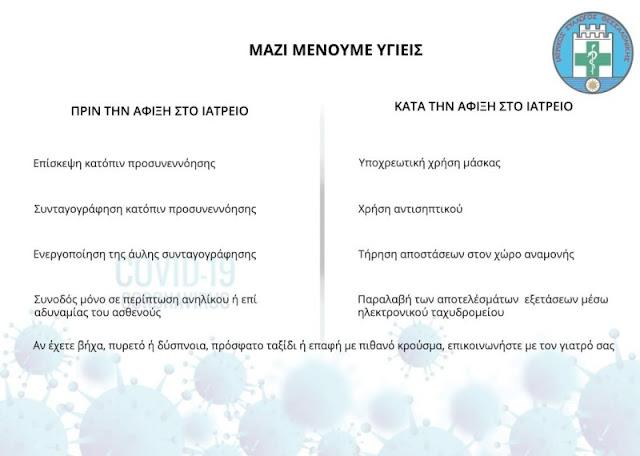 giatroi-thessalonikis-ta-44-bimata-gia-tin-episkepsi-se-iatreia