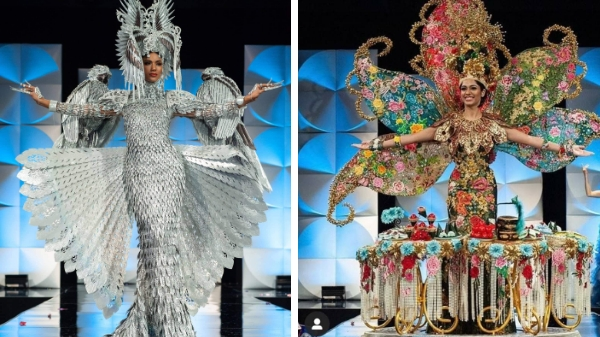 Miss Universe clarifies Philippines, not Malaysia, won national costume