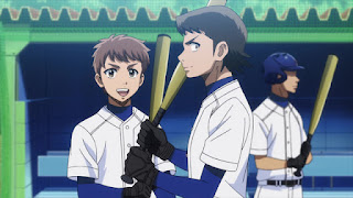 Diamond no Ace: Act II Episodio 44
