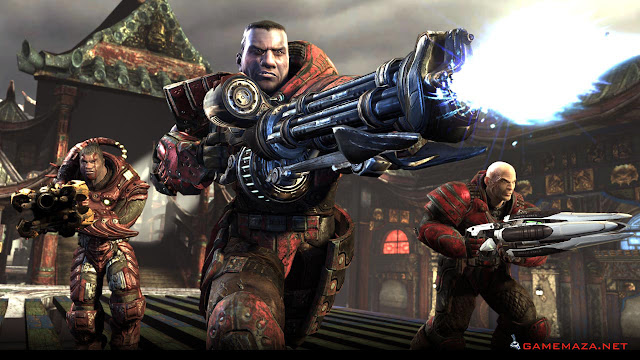 Unreal Tournament 3 Gameplay Screenshot 5