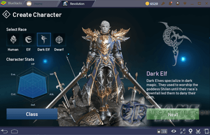 How To Play Lineage 2 Revolution on Bluestacks