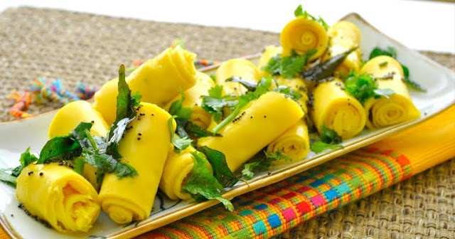 Gujarati Khandvi Recipe in Hindi