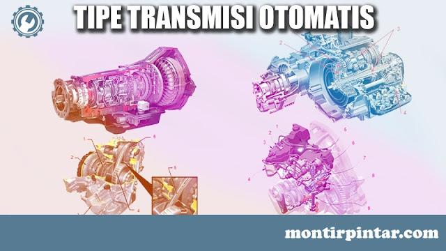 komponen, fungsi dan cara kerja transmisi otomatis