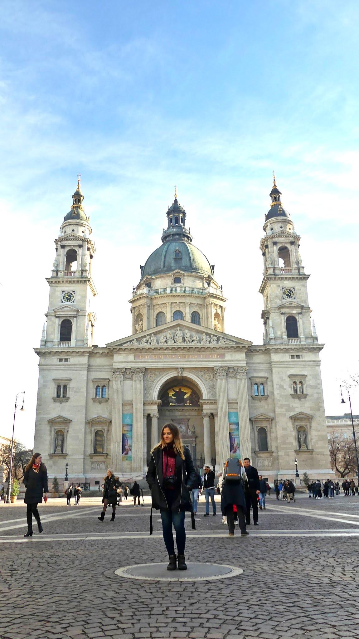 Budapeszt na weekend atrakcje Bazylika Szczepana