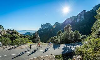Mont Caro Volta a Catalunya, revista Ziklo
