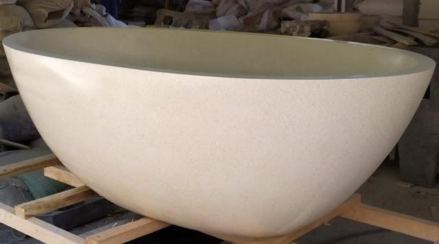 Bathtub Teraso Produksi Terramix
