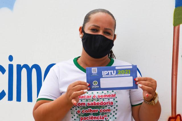 (Foto: Luan Medrado/PMJ)