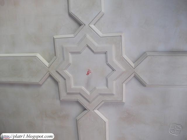 أحدث ديكورات الجبس Décorations en plâtre 2014