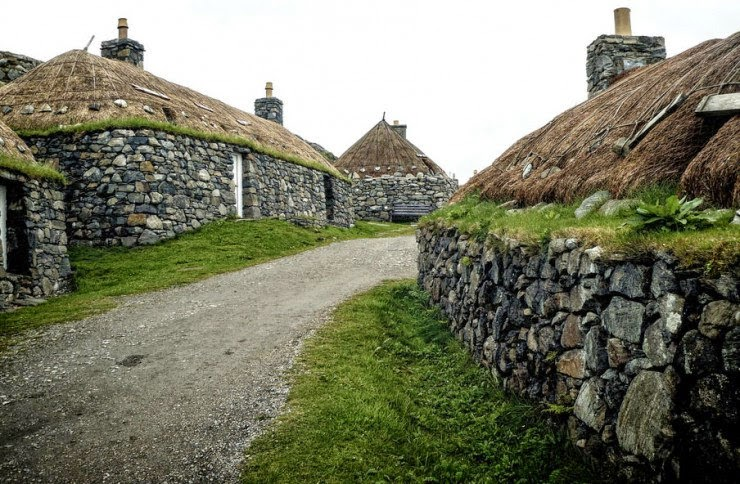 22. Gearrannan Blackhouse Village, Garenin, Scotland - 29 Most Romantic Alleys to Hike