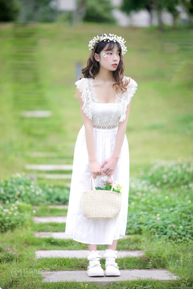 YALAYI雅拉伊 2019.06.09 No.303 花儿[44+1P507M] sexy girls image jav
