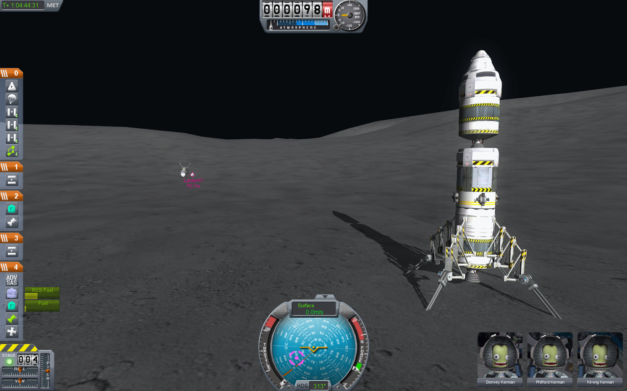 Dream Games: Kerbal Space Program