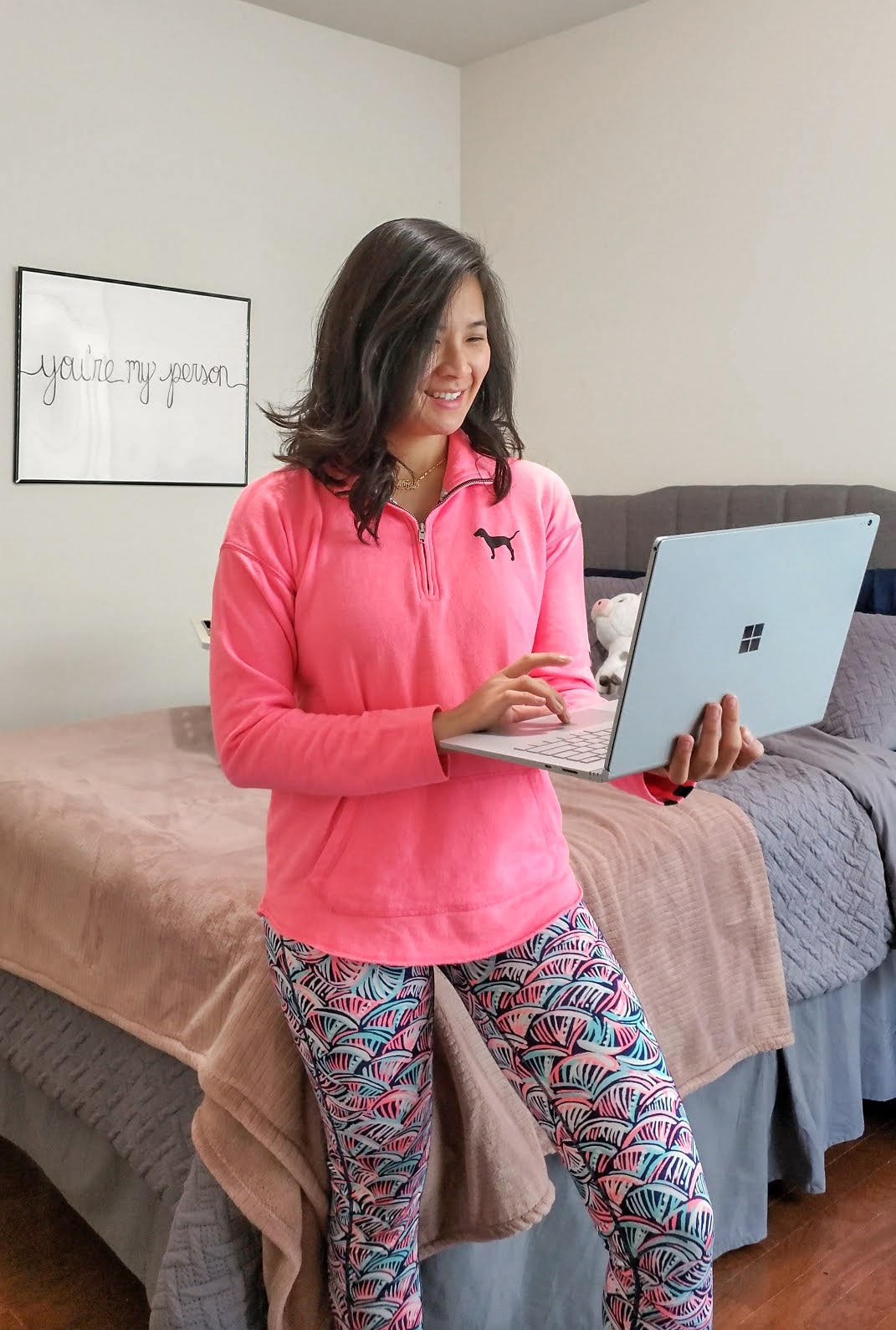 Lilly Pulitzer Work From Home Outfits