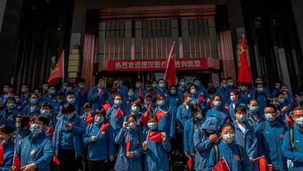 China no reporta muertos por Covid-19 en 24 horas