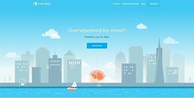 desain web keren postbox