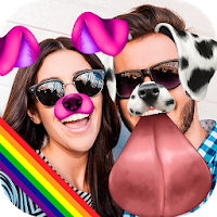 Face Live Camera: Photo Filters, Emojis, Stickers Apk Download