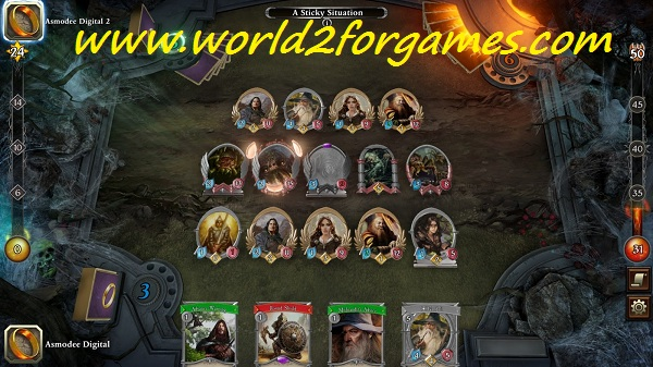 Free Download The Lord of the Rings : Adventure Card Game