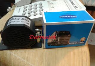 Darmatek Jual Back Up Alarm 107dB 12 ~ 48VDC