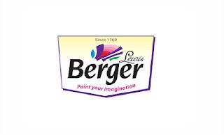 Berger Paints Jobs September 2021