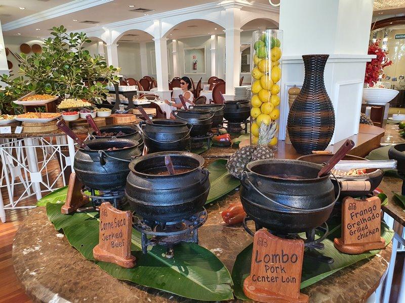 Feijoada Bourbon Cataras do Iguaçu Resort