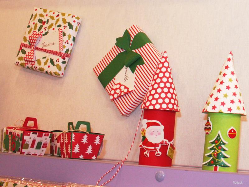 idée boites cadeaux Noël