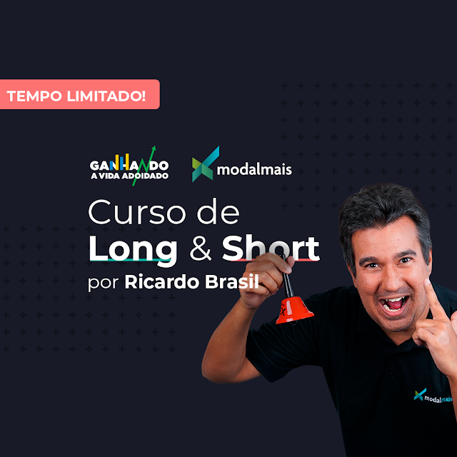 Curso Ricardo Brasil - Operações de Long & Short